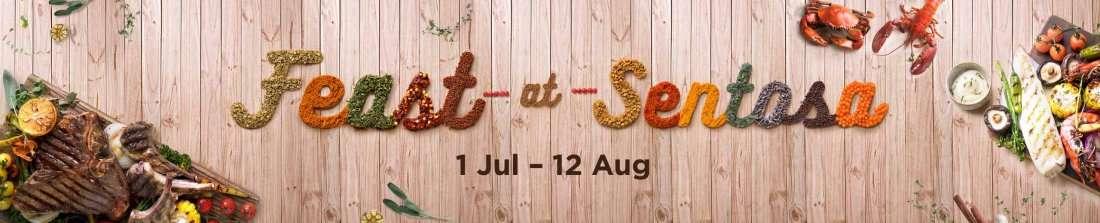 Sentosa Grillfest 2018