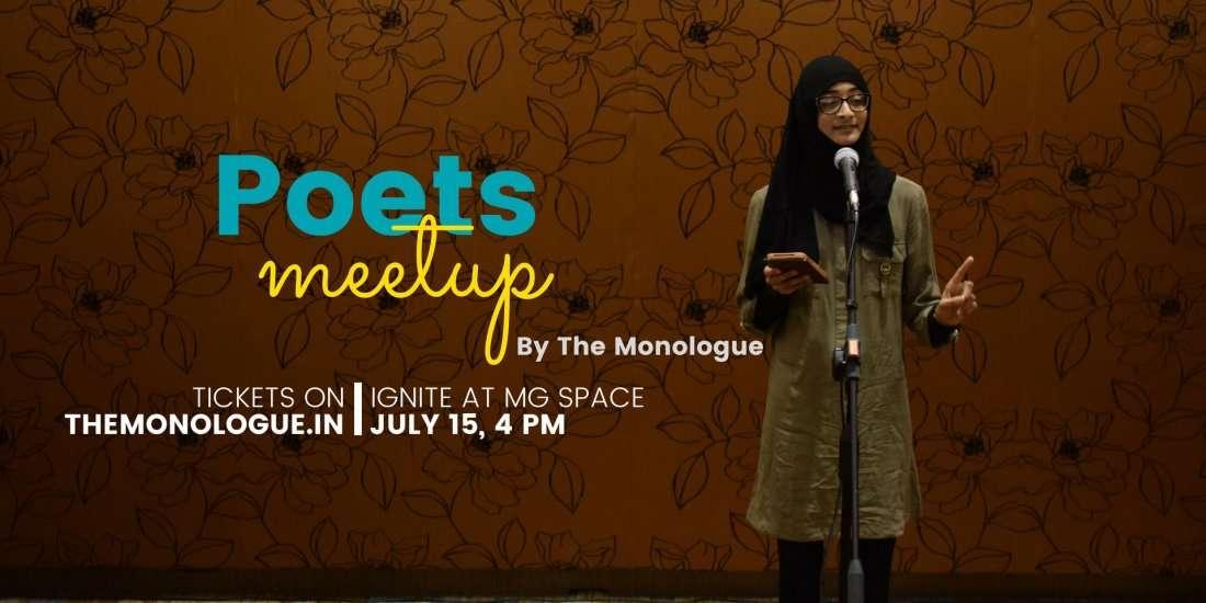 Poets Meetup With Harsh shodhan
