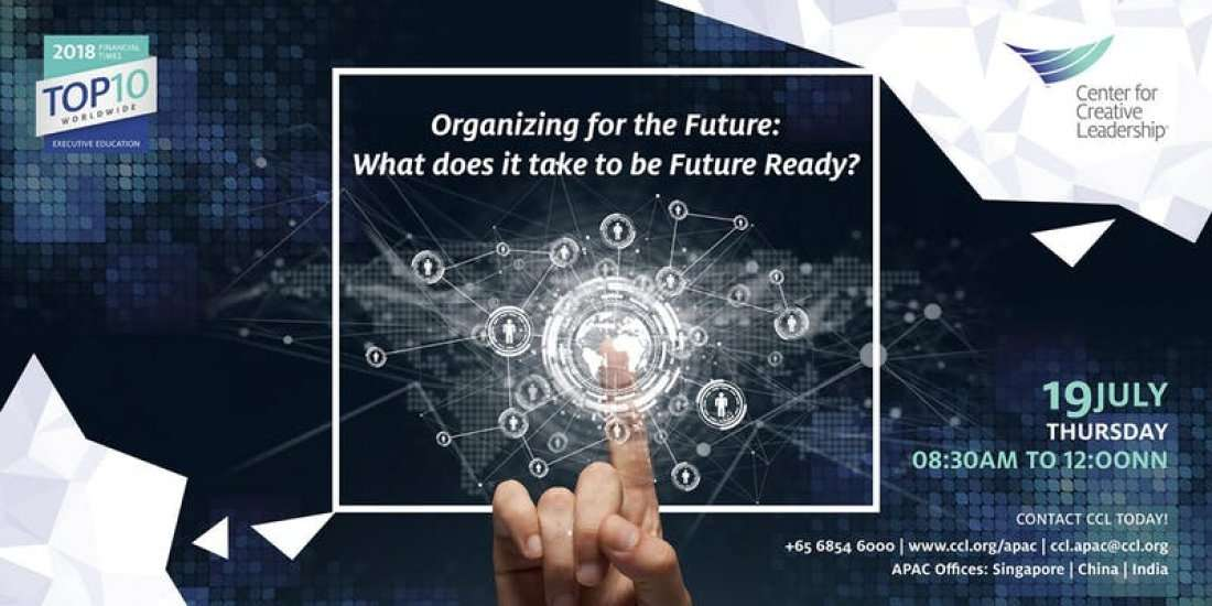 Organizing for the Future