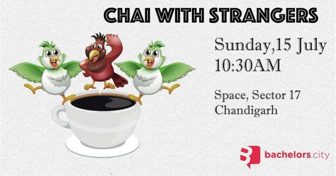 Chai With Strangers