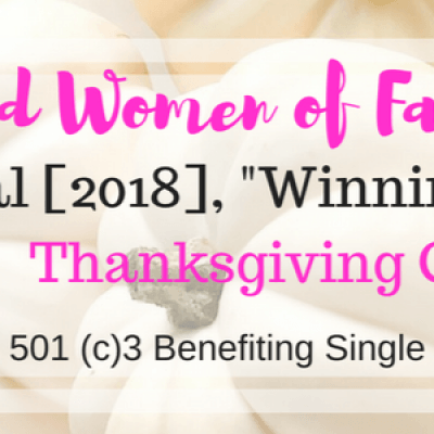 EWOFPs Annual Winning Means Giving Thanksgiving Campaign