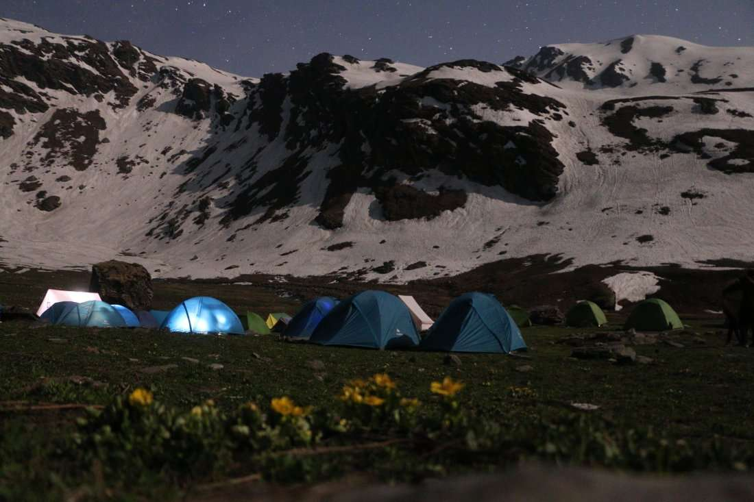 Manali Adventure Camp (Diwali Special)
