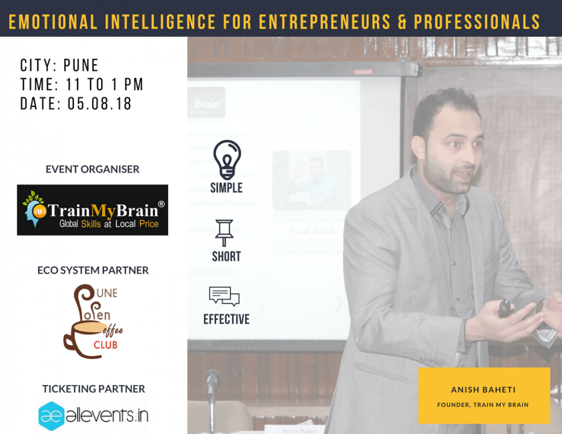 Emotional Intelligence for Entrepreneurs and Professionals