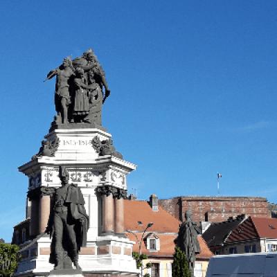 La Vieille Ville face cache  Belfort