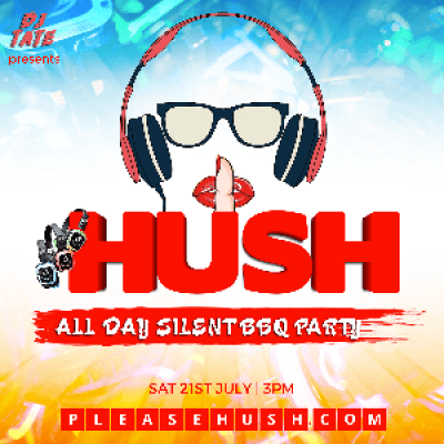 HUSH - the Caribbean Silent Party