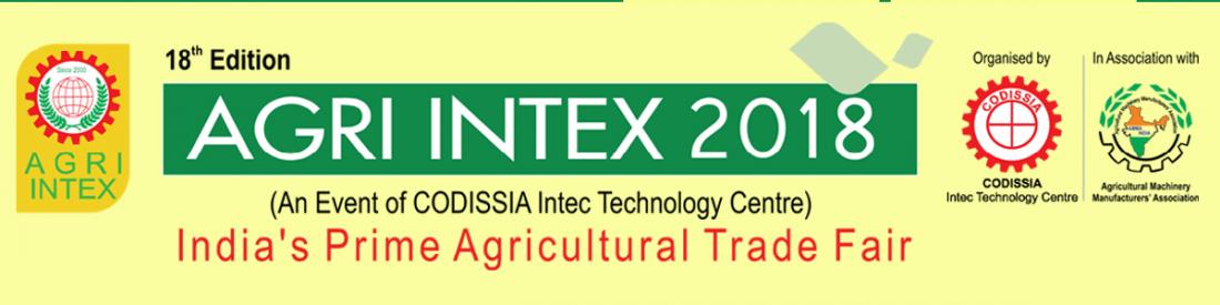 Agri Intex 2018