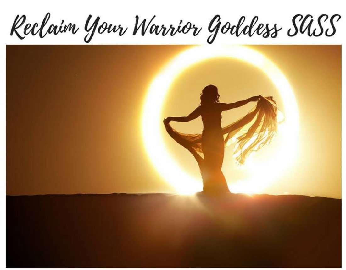 Reclaim your Warrior Goddess SASS - A 4 part Goddess Workshop