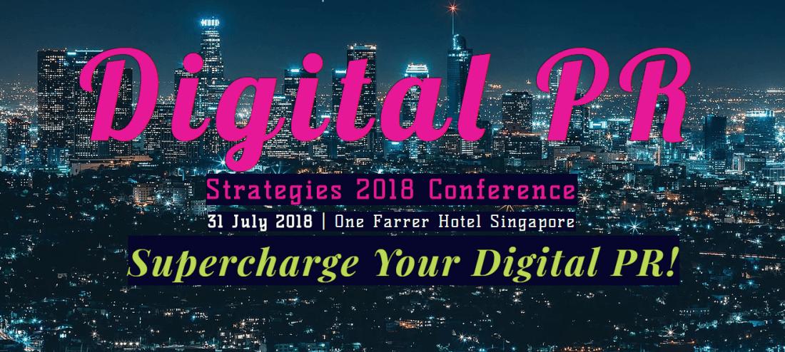 Digital PR Strategies 2018