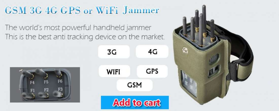 portable cell phone wifi jammer promotions