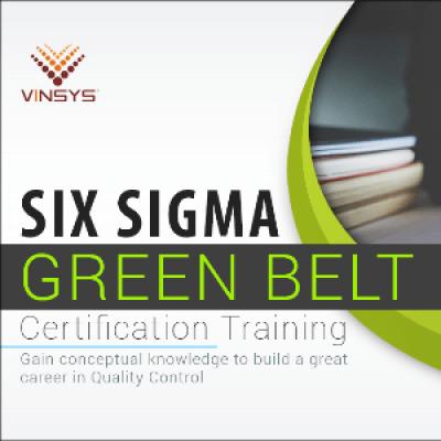 lean six sigma green belt certification training pune | six sigma ...