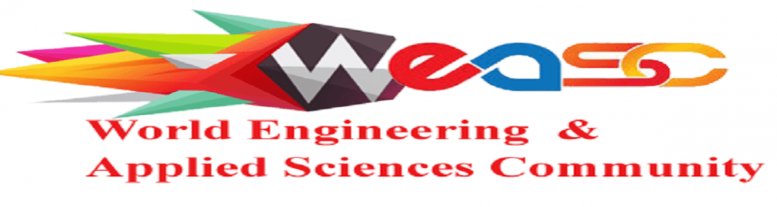WEASC International Conference Smart Materials Environment Engineering & Applied Sciences (SAASM)