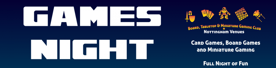 Nottingham Board Games Nights