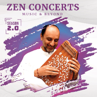 Zen Concerts -Fusion by Manish Vyas (First Concert)