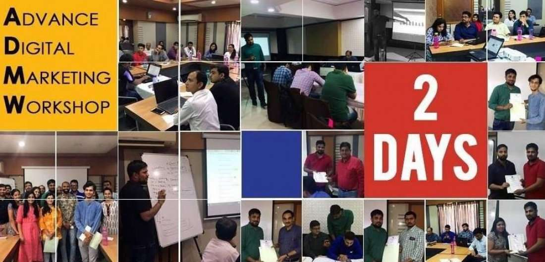 2 days Advance Digital Marketing Workshop (100% Practical)