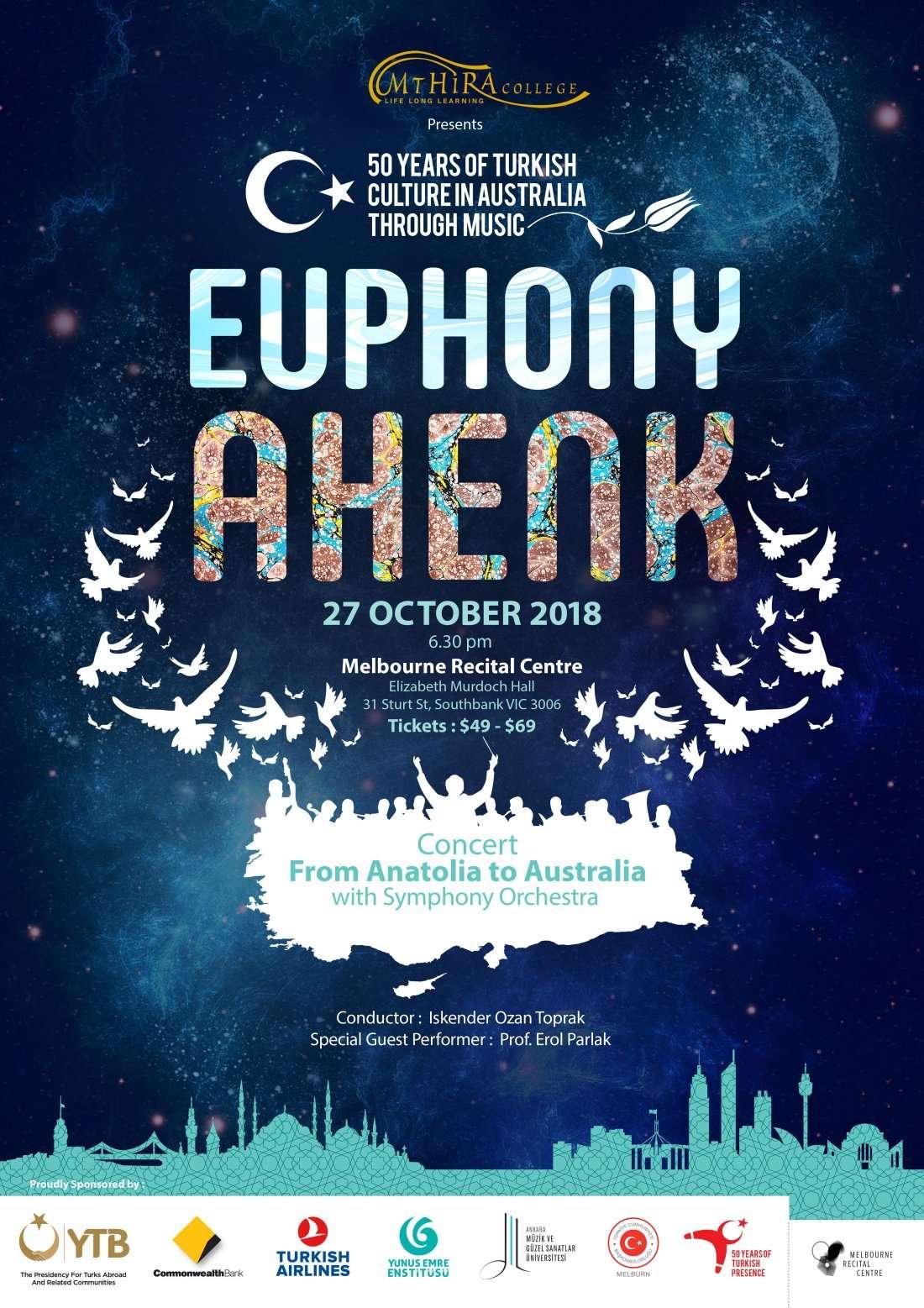 EUPHONY  AHENK