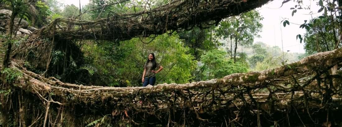 Meghalaya On Foot - Plan The Unplanned