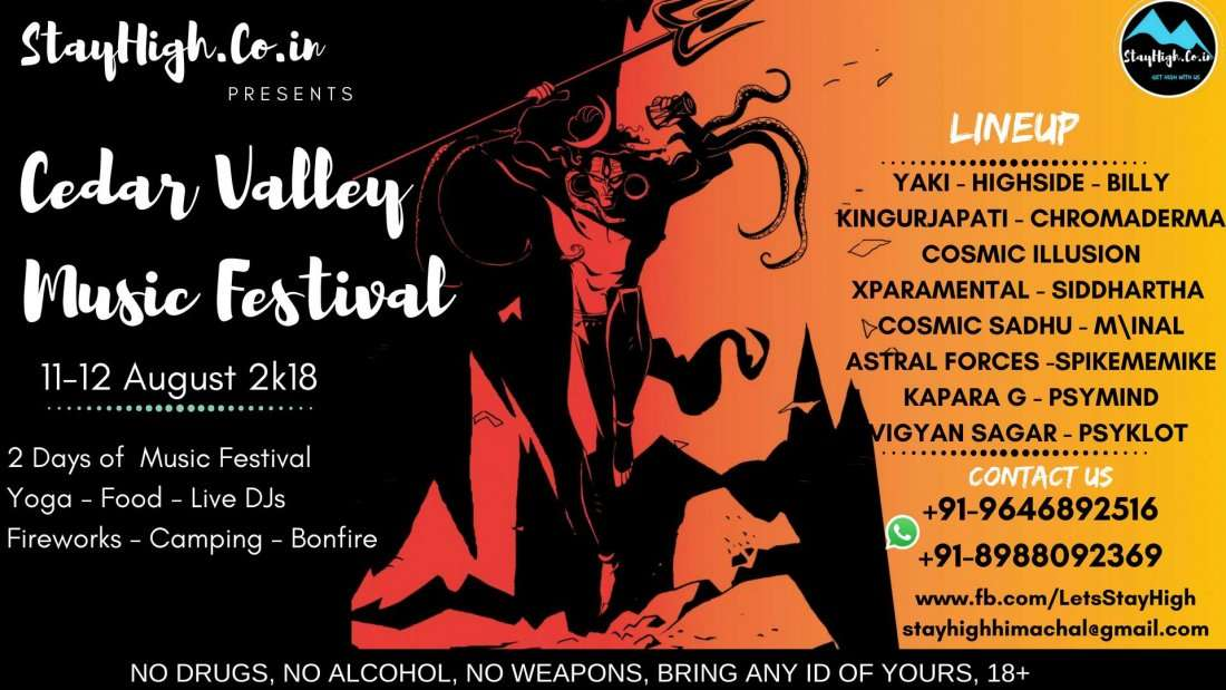 Himachal Cedar Valley Music Festival