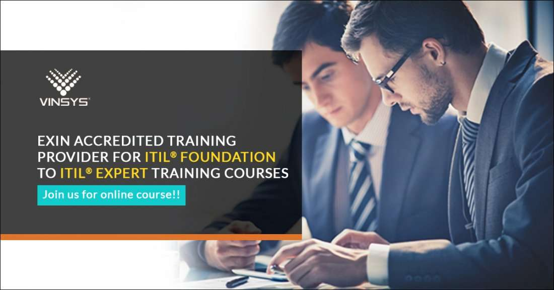 ITIL Foundation Certification Training in Pune  ITIL Foundation Course  Vinsys