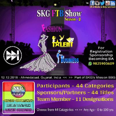 SKG FTB Show - Season 2 - FTB Fashion Talent &amp Business