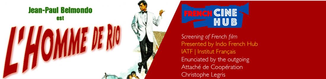 FRENCH FILM - LHOMME DE RIO