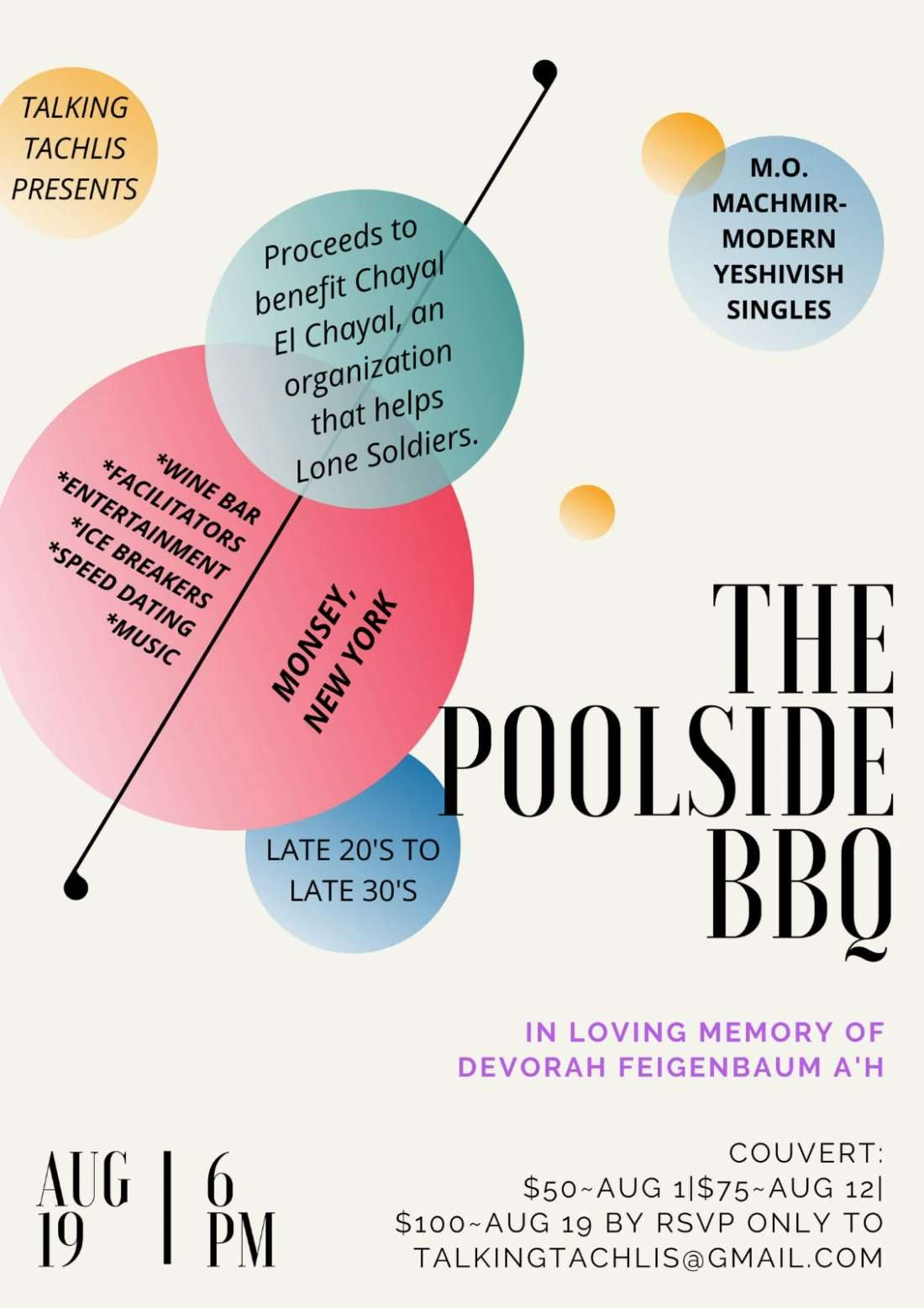The Poolside BBQ