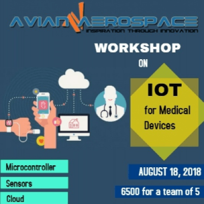 IoT for Medical Applications - Bangalore - 18 August 2018
