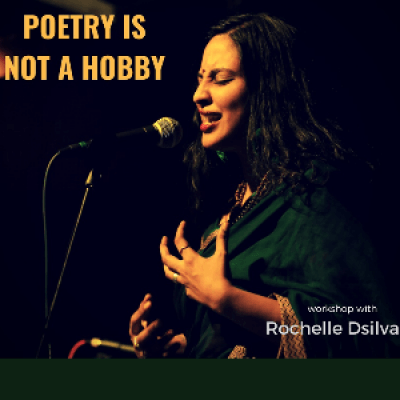 Poetry is not a Hobby - Workshop