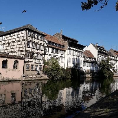 Visita del Casco histrico de Estrasburgo en Espaol