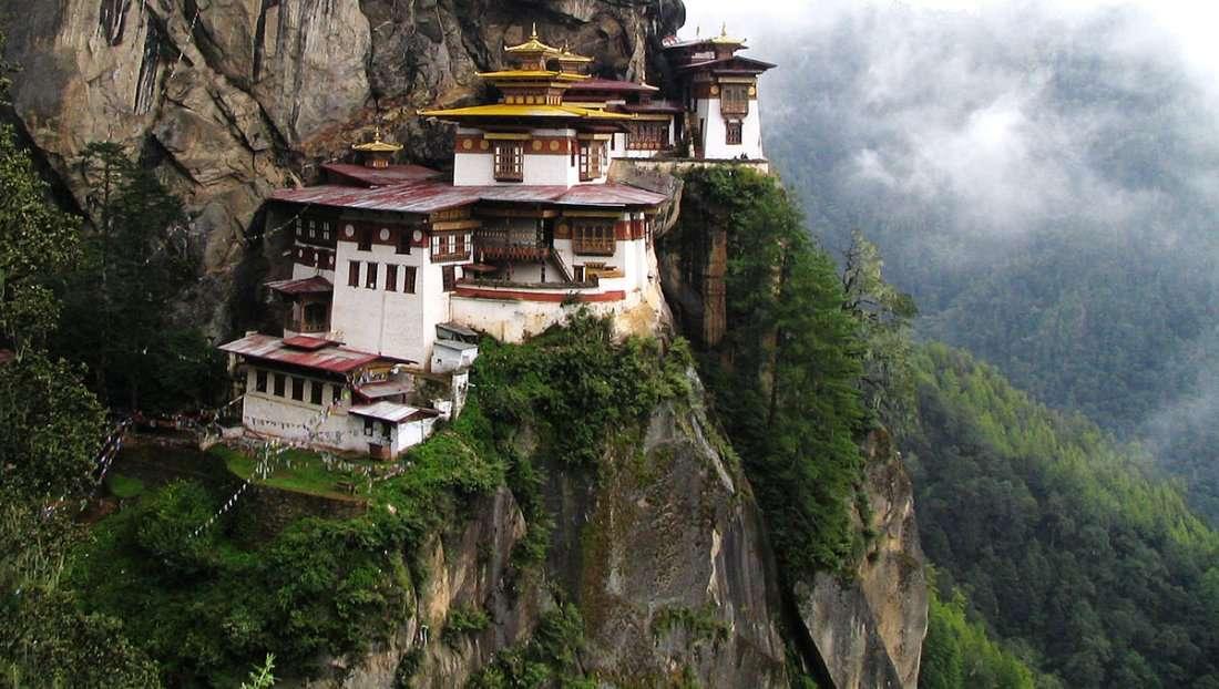 Road Trip To Land of Dragons Bhutan