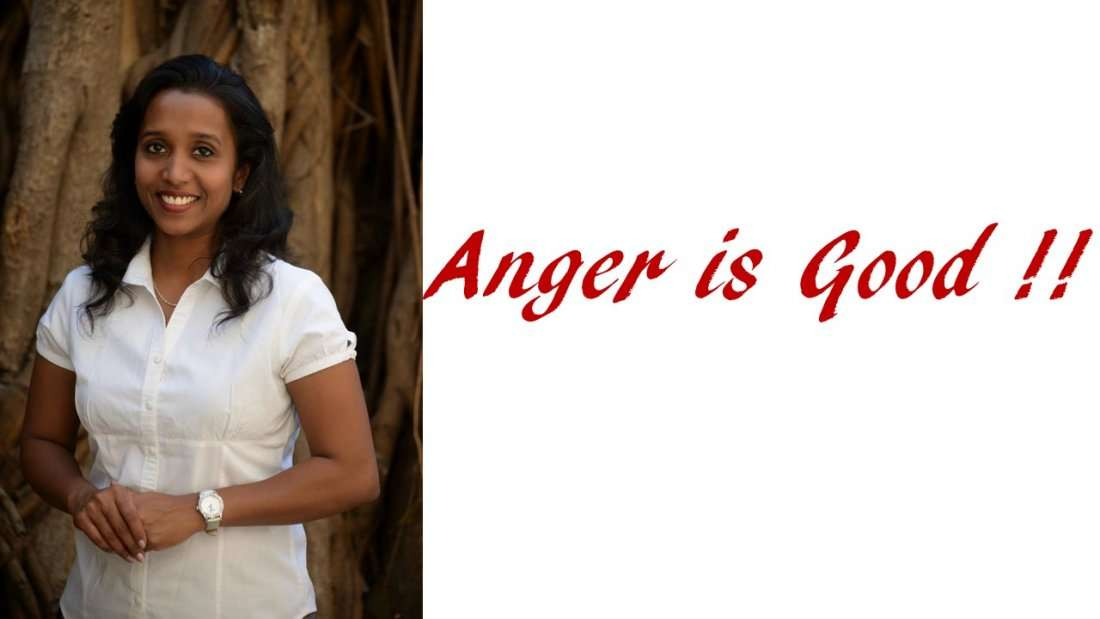 Limit to Limitless - Anger Management