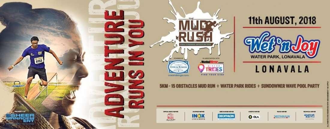 The Mud Rush 2018 - Lonavala