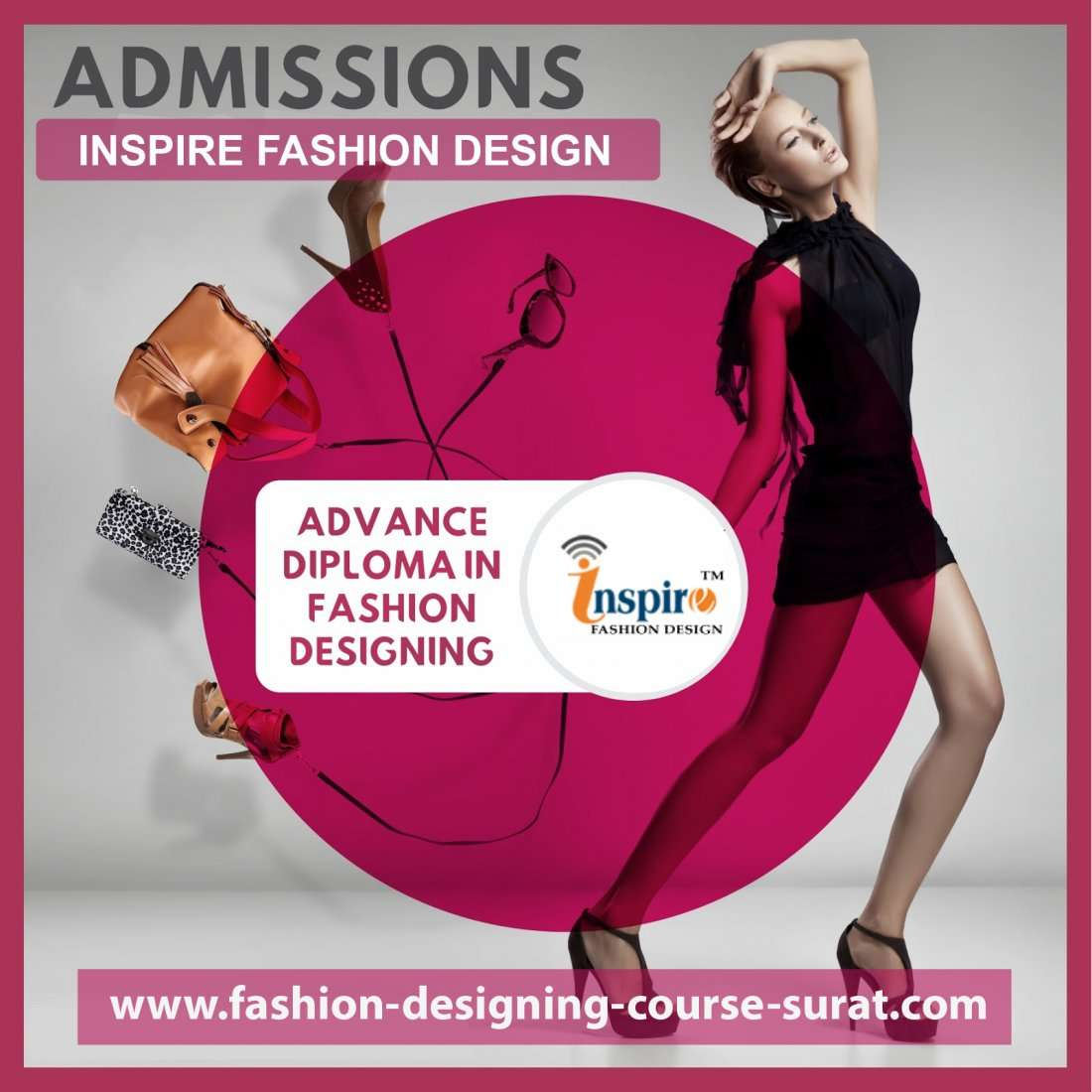 Inspire Fashion Design Surat