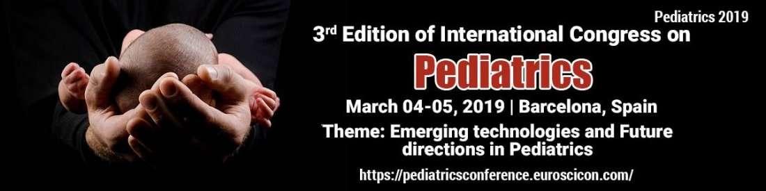 3rd Edition of International Congress on Pediatrics