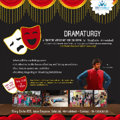 DRAMATURGY_A Special Theatre workshop for children 7_12 years