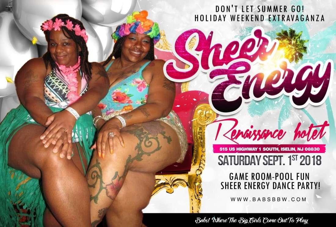 BABS BBW Sheer Dance Party