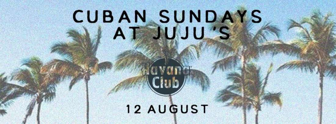 Cuban Sundays at Jujus with Sambroso Sambroso