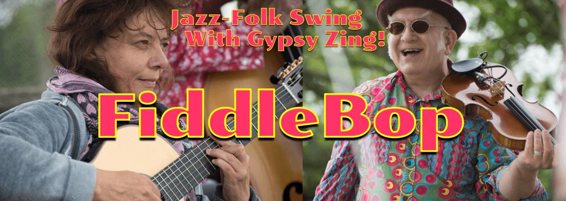 FiddleBop at Brecon Festival Fringe