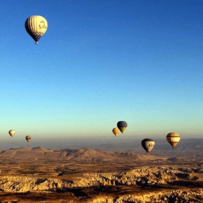 Cappadocia 2 Nights  3 days  115 p.p.