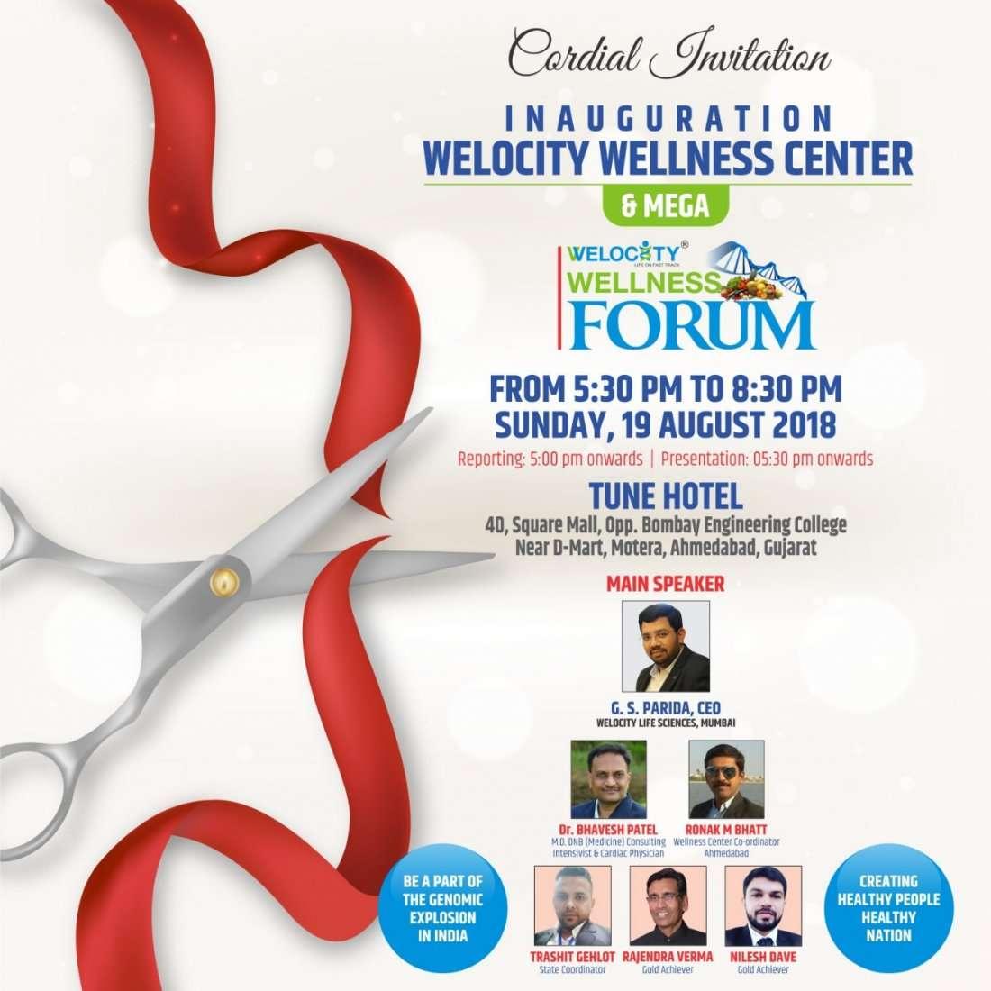 MEGA FORUM  Health & Wellness thru GENETICS (DNA) Technology