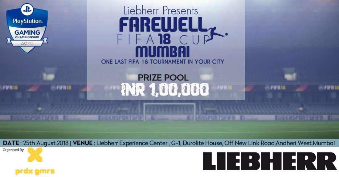 Liebherr Farewell FIFA 18 Cup - Mumbai