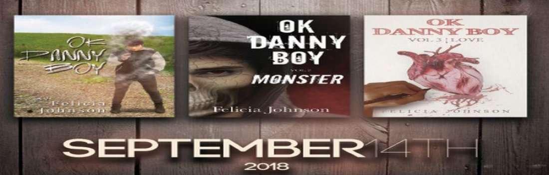 Felicia Johnson Author Book Launch Party OK Danny Boy Trilogy