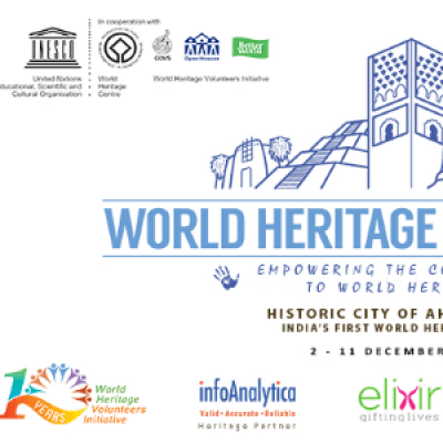 UNESCO WHV 2018  Lets Heritage at Historic City of Ahmedabad (USD Currency)