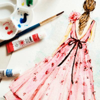 Watercolor IIlustration Workshop