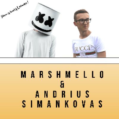 DJ MARSHMELLO &amp ANDRIUS SIMANKOVAS