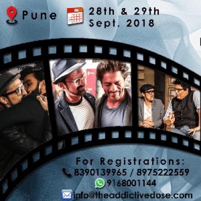 Devansh Patel Workshop- Movies Media &amp Motivation