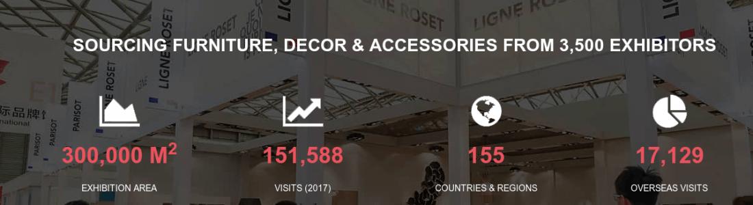 China International Furniture Expo 2018 Pudong