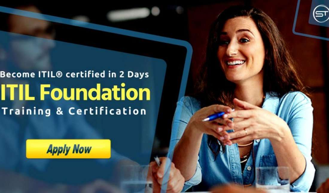 Book Online Tickets For 2 Days Itil Foundation Certification