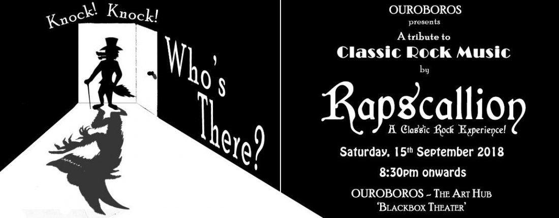 Classic Rock Music Concert by Rapscallion
