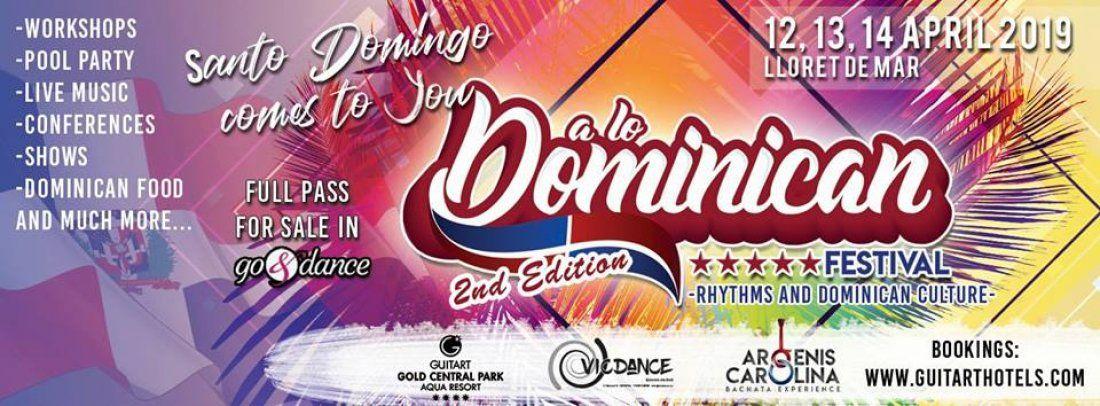 A LO DOMINICAN FESTIVAL (BARCELONA)