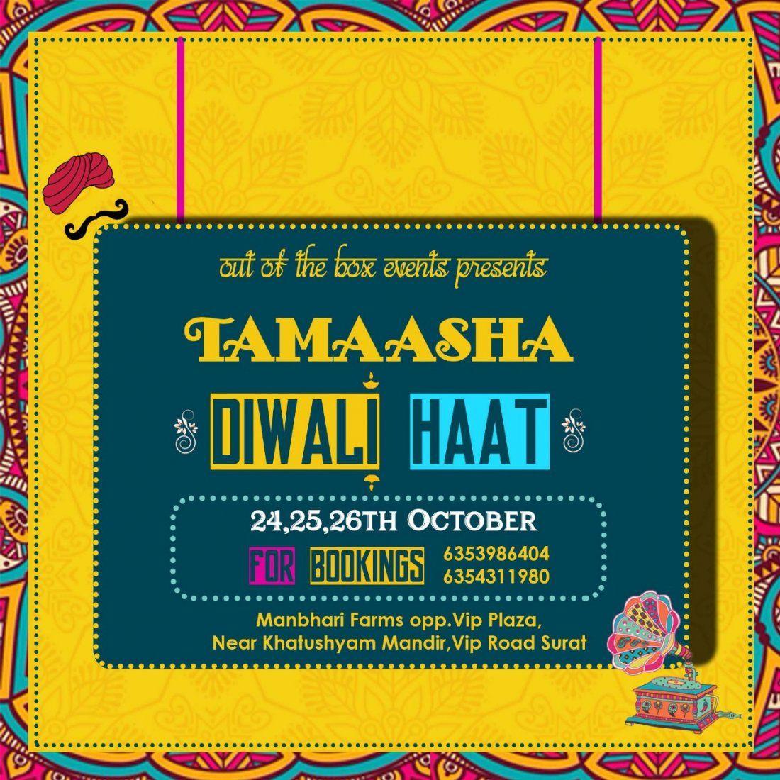 Tamaasha Diwali Haat